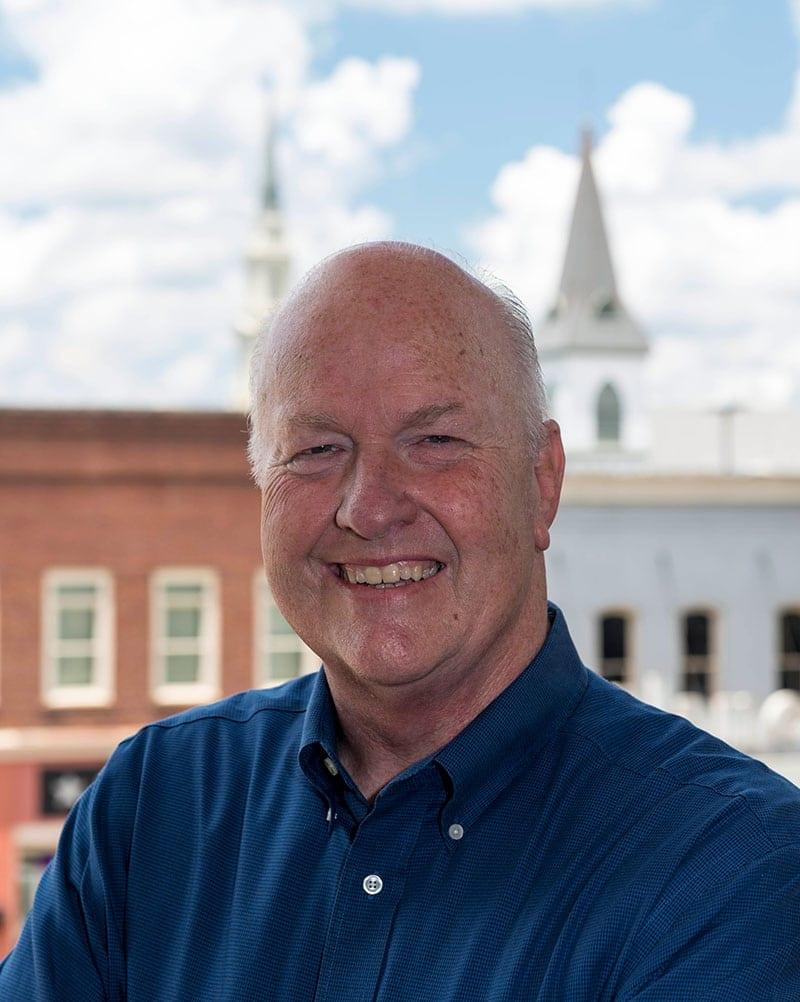 Dr. Jimmy Patterson